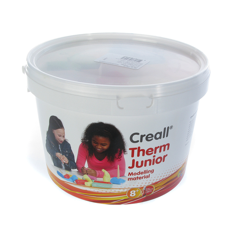 Creall Therm Junior Asst Colors