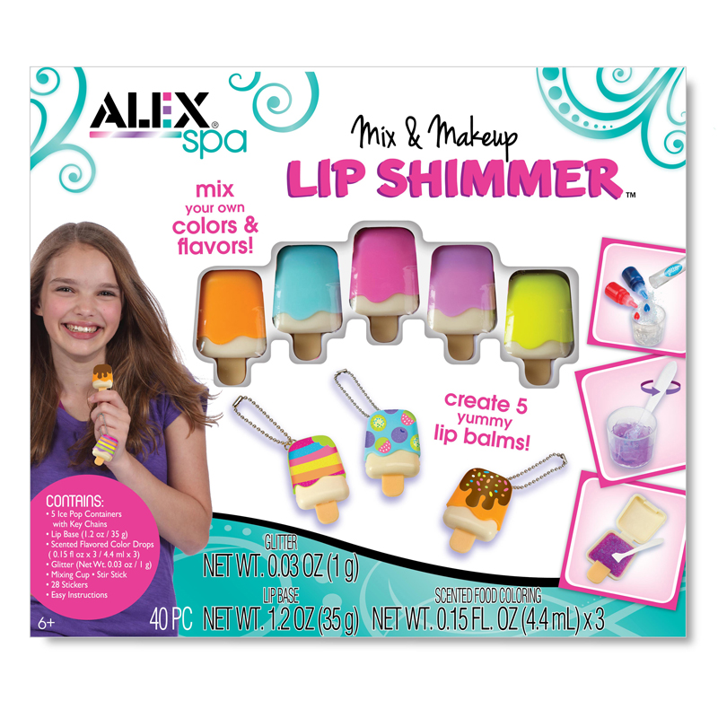 Mix & Make Up Lip Shimmer