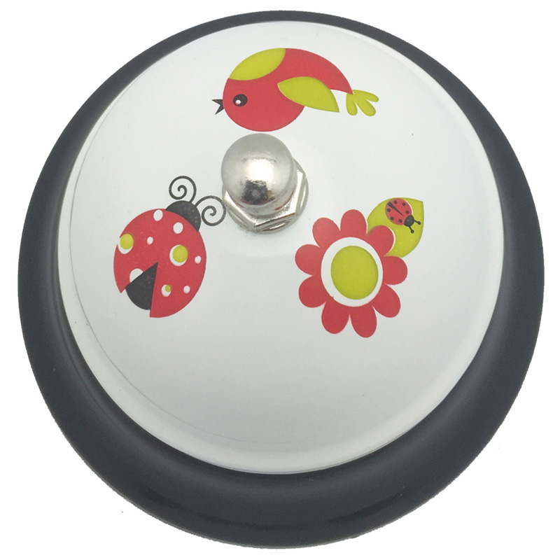 Decorative Call Bell Ladybug Friend