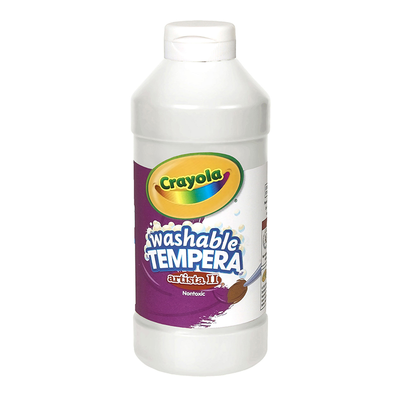 Artista Ii Tempera 16 Oz Whitewashable Paint