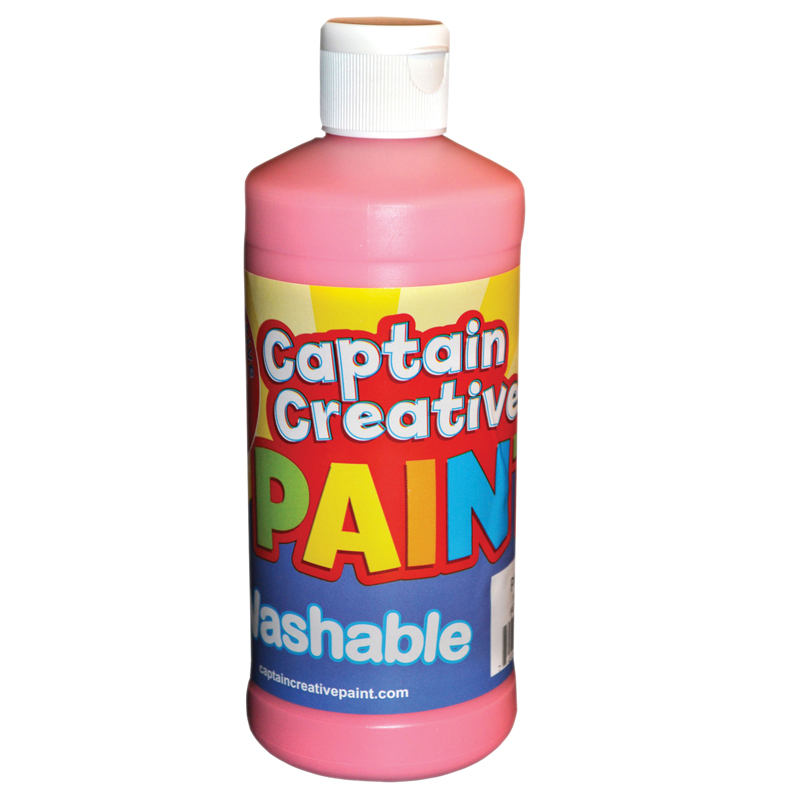 Pink 16oz Washable Paint By Captaincreative