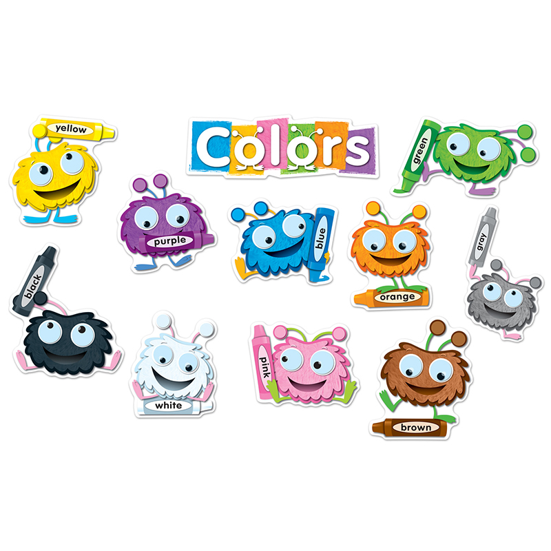 Color Critters Bb Set