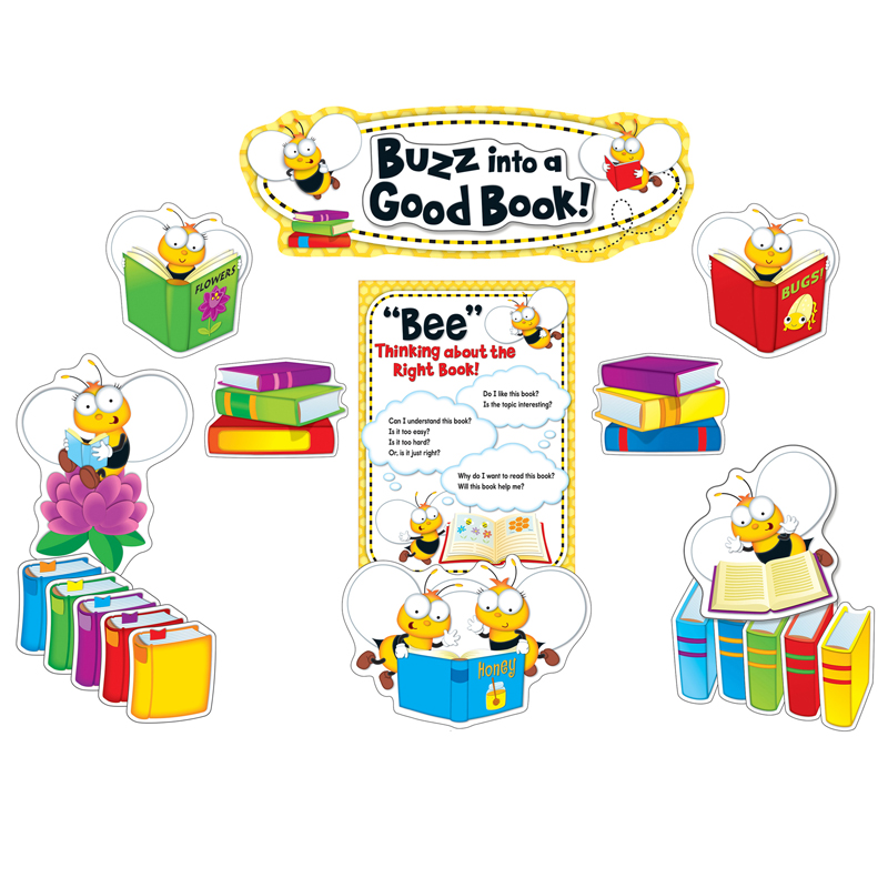 Buzz-worthy Bees Reading Bb Set