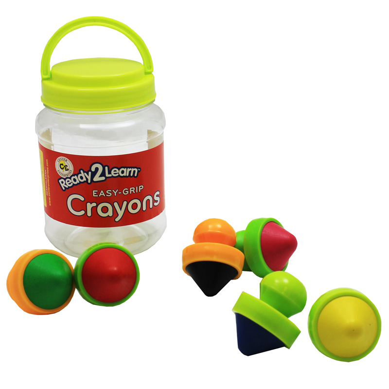 Ready2learn Easy Grip Crayons