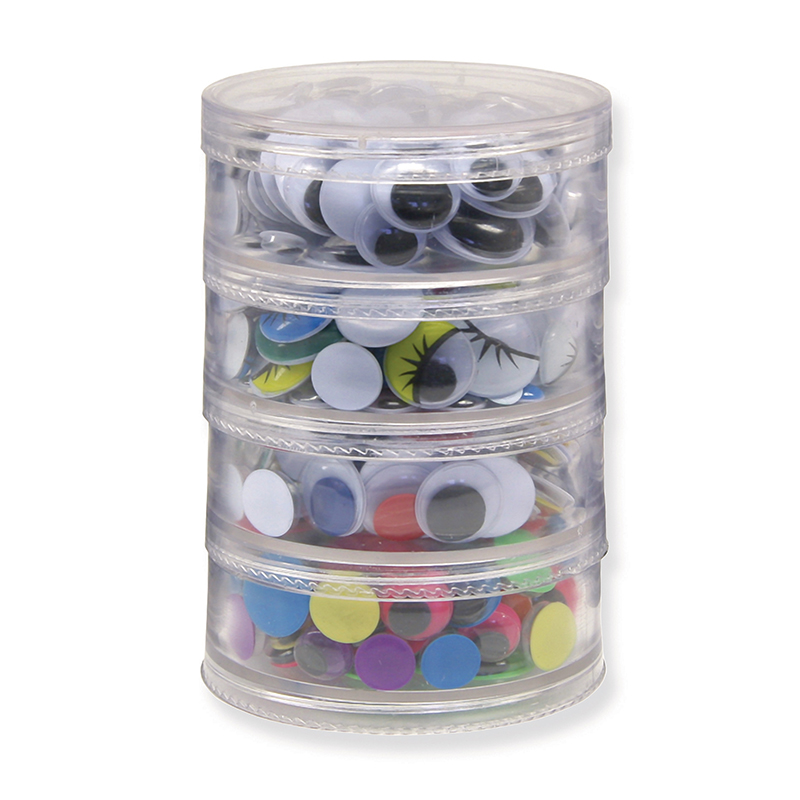Eyes In Stacking Storage Container400 Pieces