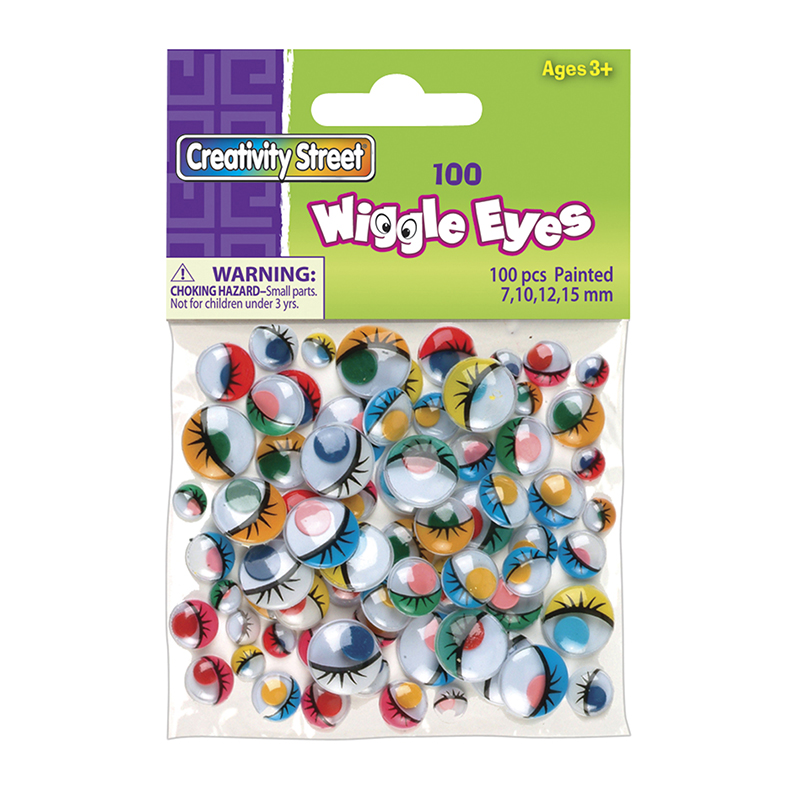(6 Pk) Painted Eyes 100 Per Pk