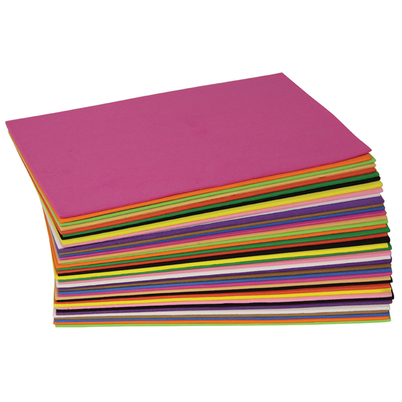 (6 Pk) Wonderfoam Sheets 40 Per Pkasstd Sheets