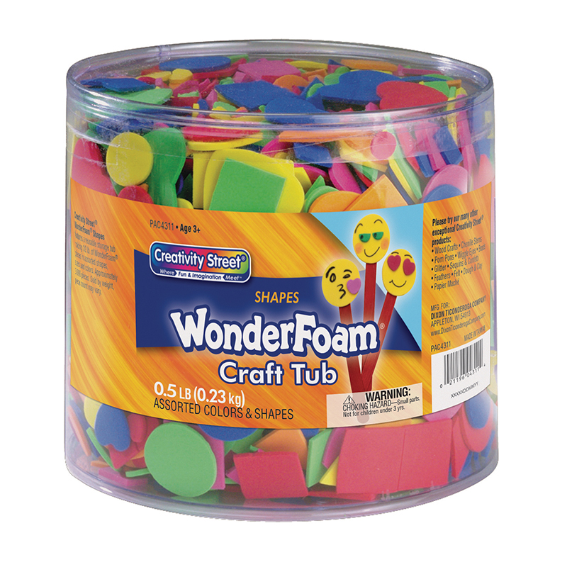 Wonderfoam 1/2 Pound Tub