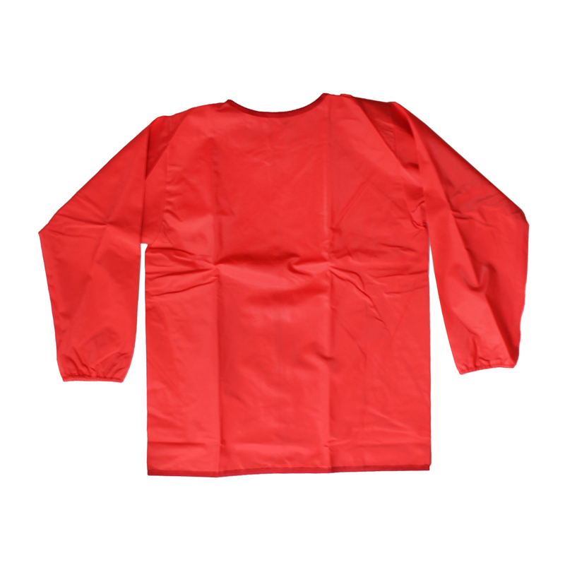 (3 Ea) Long Sleeve Toddlers Smock21x16.5