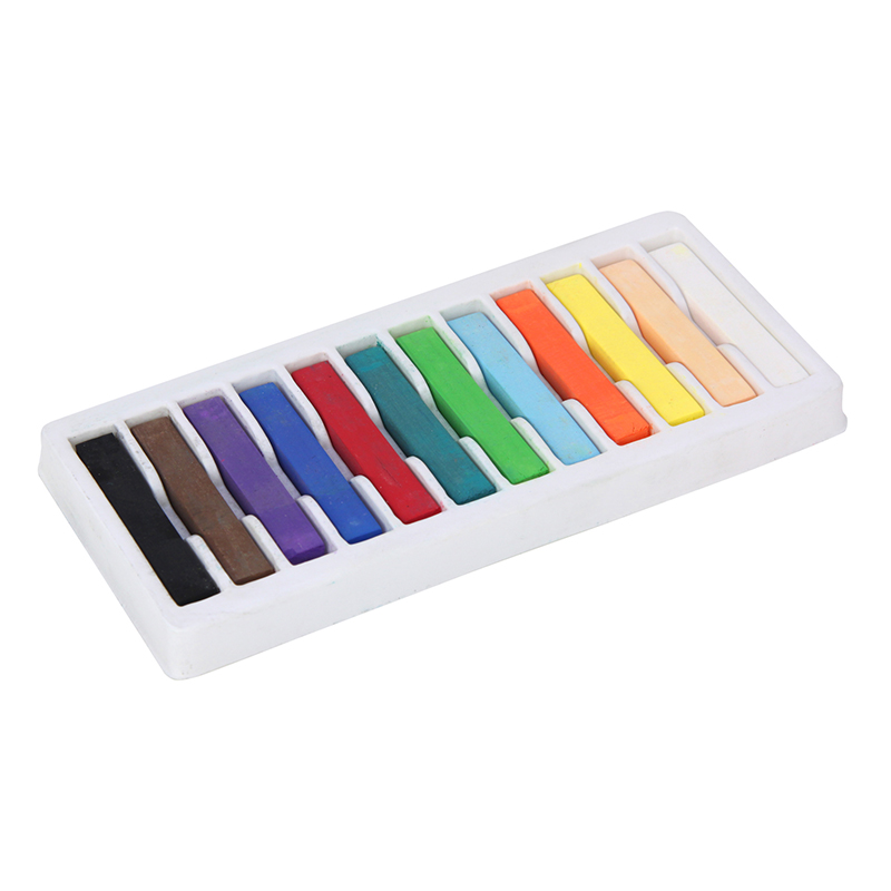 Quality Artists Square Pastels 12assorted Pastels