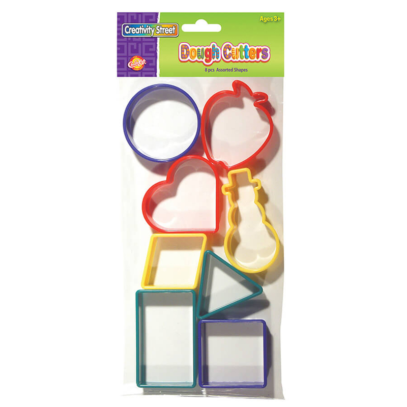 Dough Cutters - 8 Shapes