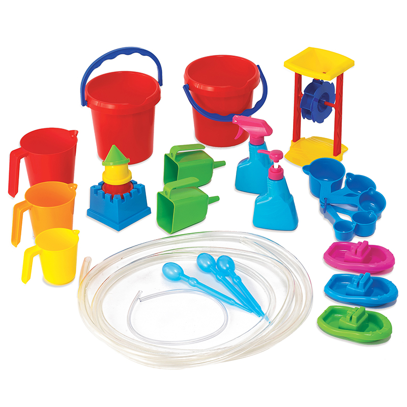 Water Play Tool Set