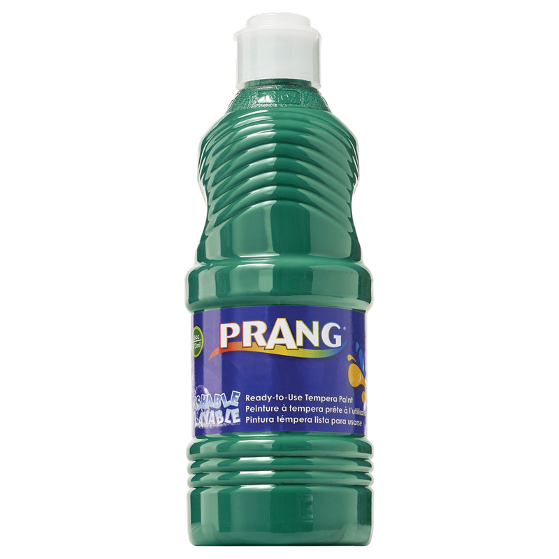 Prang Washable Paint 16oz Green
