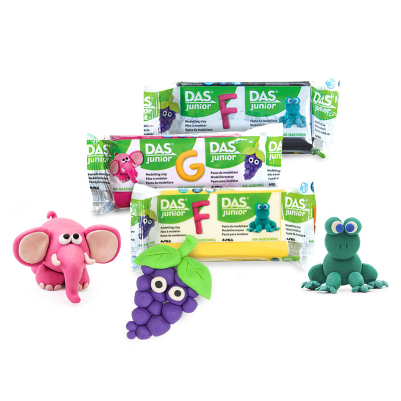 Das Jr 10 Pack Assorted Colors