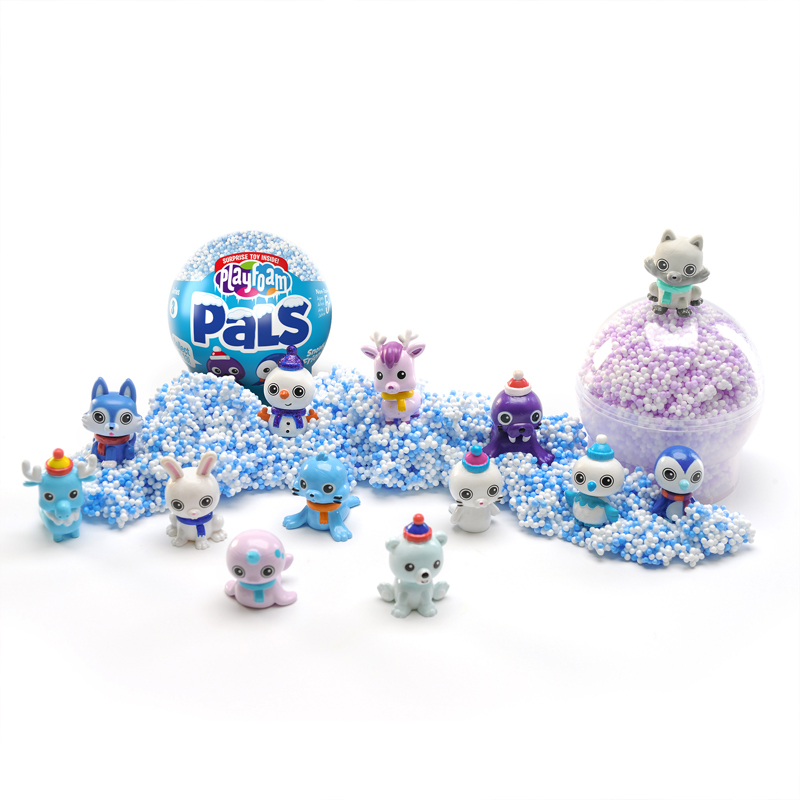 Playfoam Pals Snowy Friends 2pkseries 3