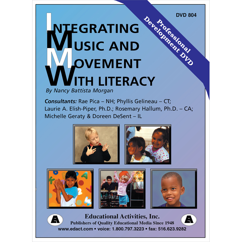 Integrating Music And Movementwith Literacy