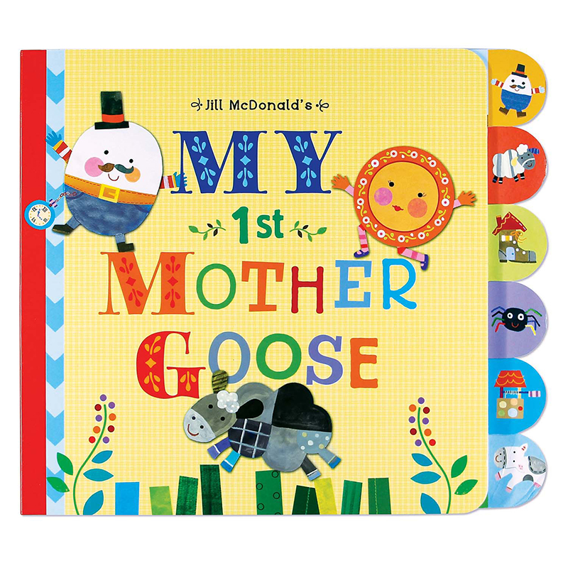 My 1st Mother Goose Board Book