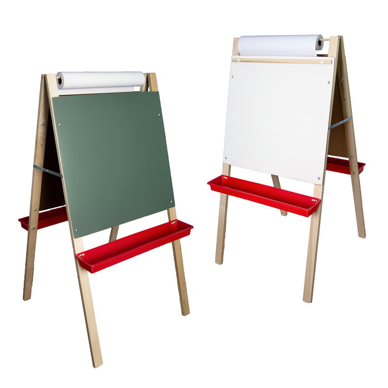 Adjustable Paper Roll Easel