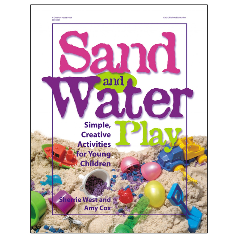 Sand And Water Play Gr Pk
