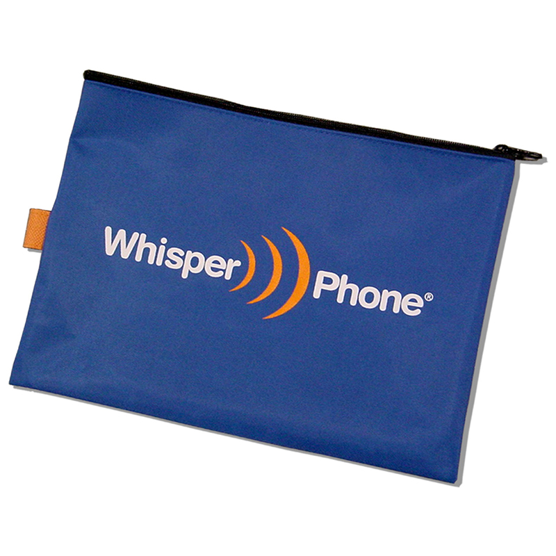 Whisperphone Deluxe Storage Pk/12pouch Classpk