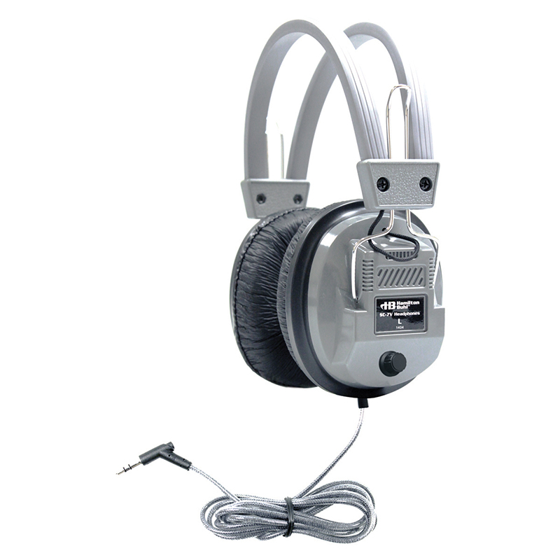 Deluxe Stereo Headphone With Volumecontrol