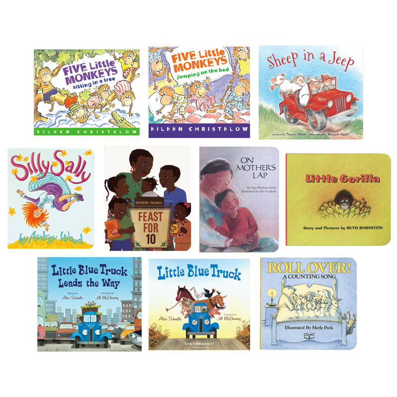 Best-selling Board Books