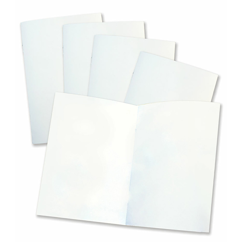 Blank Book Rectangle 12-pk 16 Pgs7 X 10