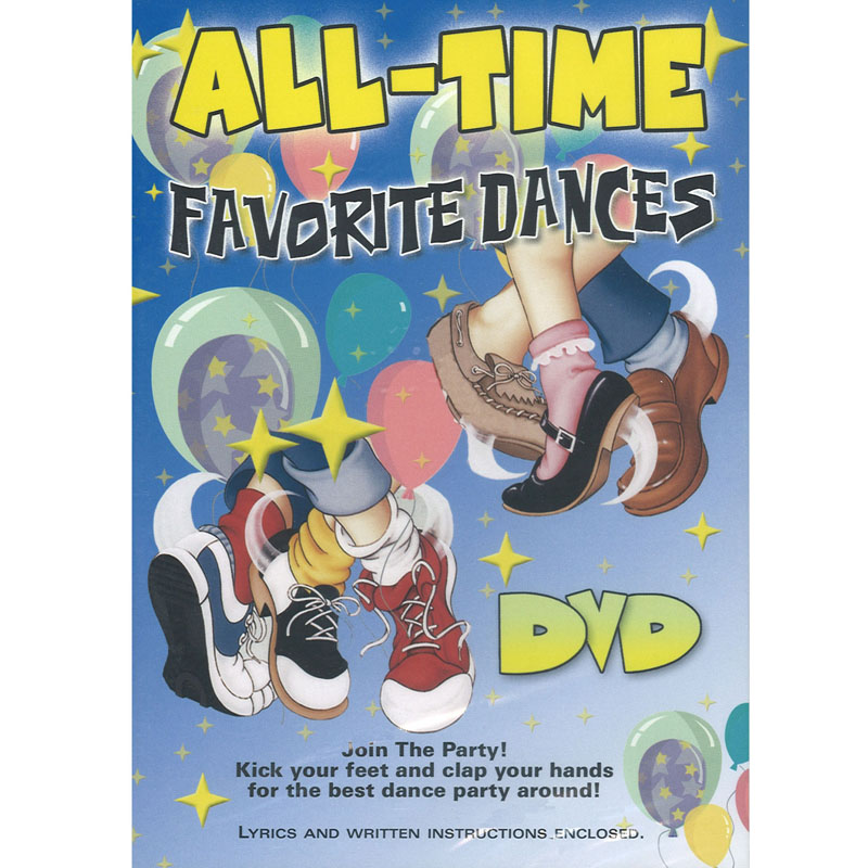 All-time Favorite Dances Dvd