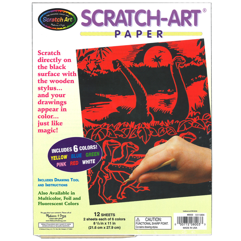 S Art Paper Solid Colors 12/pk