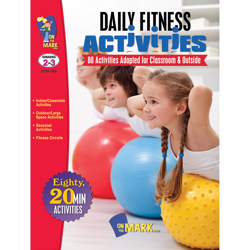 Daily Fitness Activities Gr 2-3