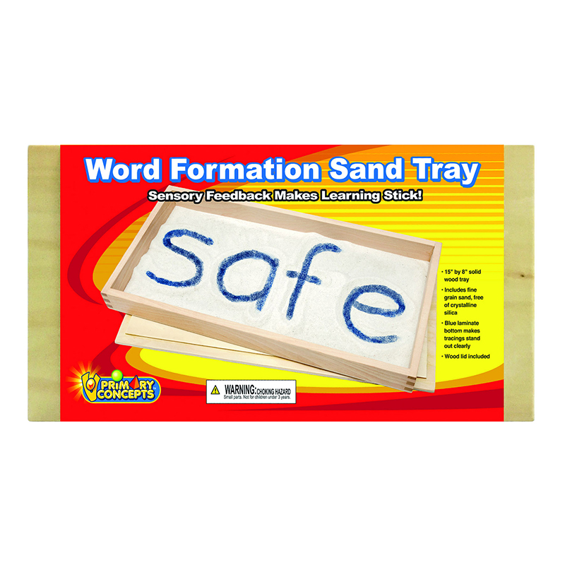Word Formation Sand Tray Single