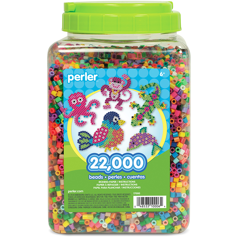 Multi Mix Jar 22000 Beads
