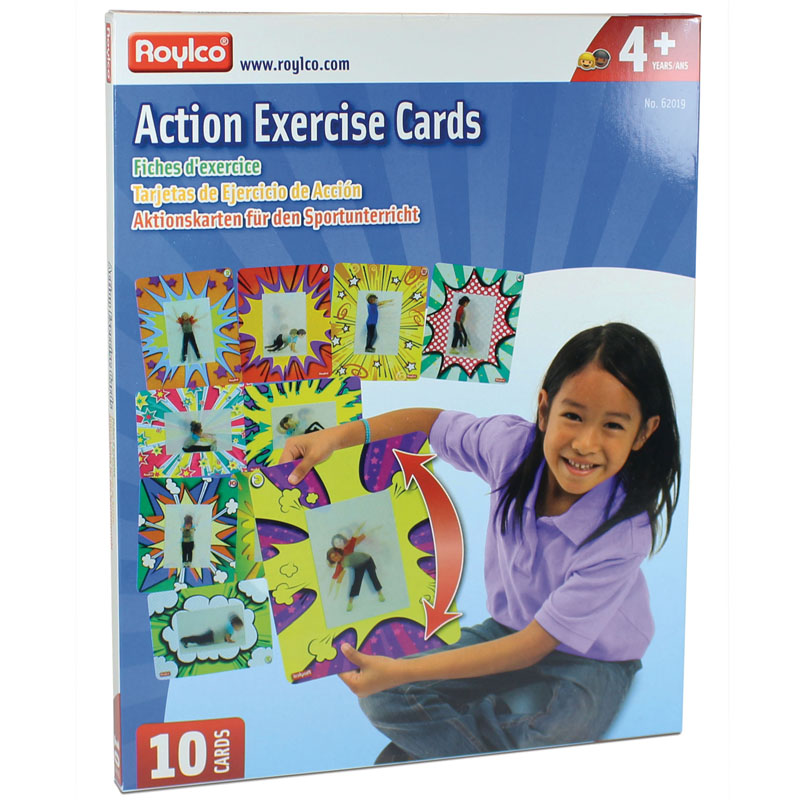 Action Exercise Cards