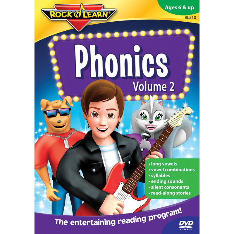 Phonics Volume Ii Dvd