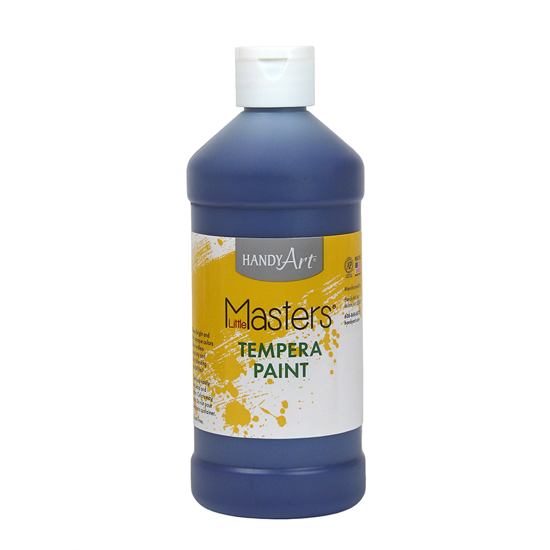 Little Masters Violet 16oz Temperapaint