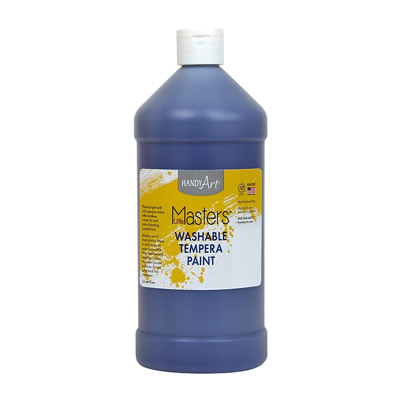 Little Masters Violet 32oz Washablepaint