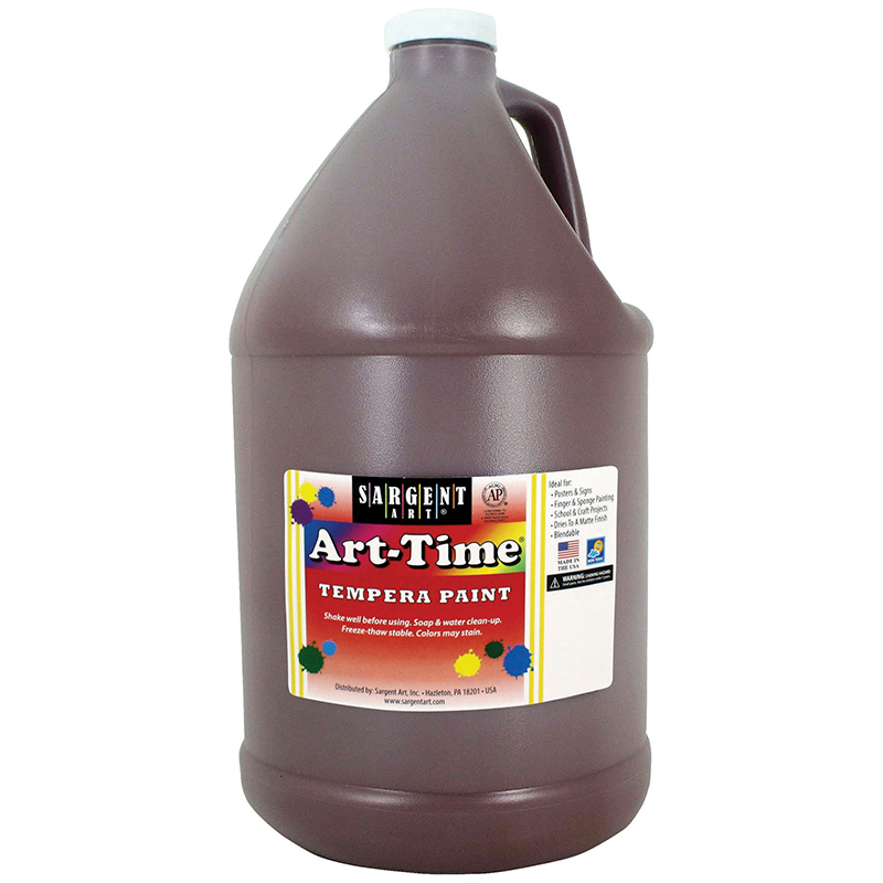 Brown Art-time Gallon