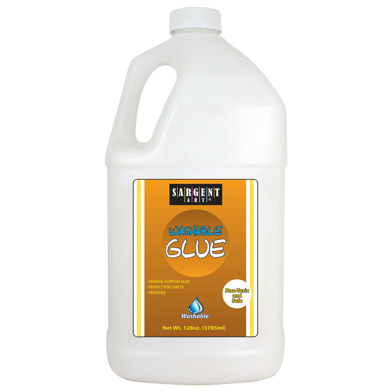 Gallon Sargent School Gluewashable
