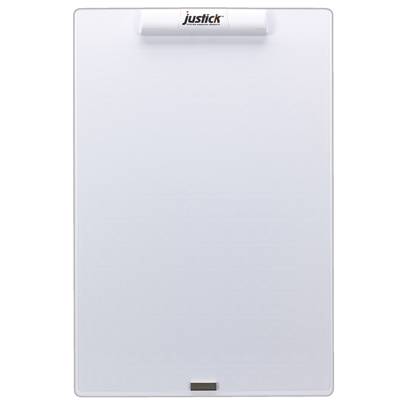 Justick Dryerase Board W Clear16x24