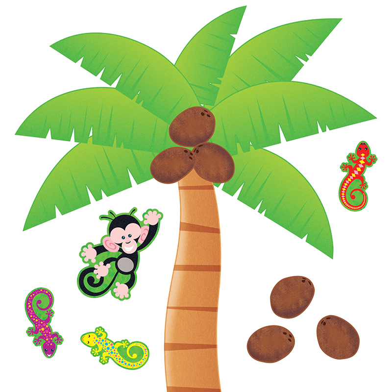 Bb Set Palm Tree
