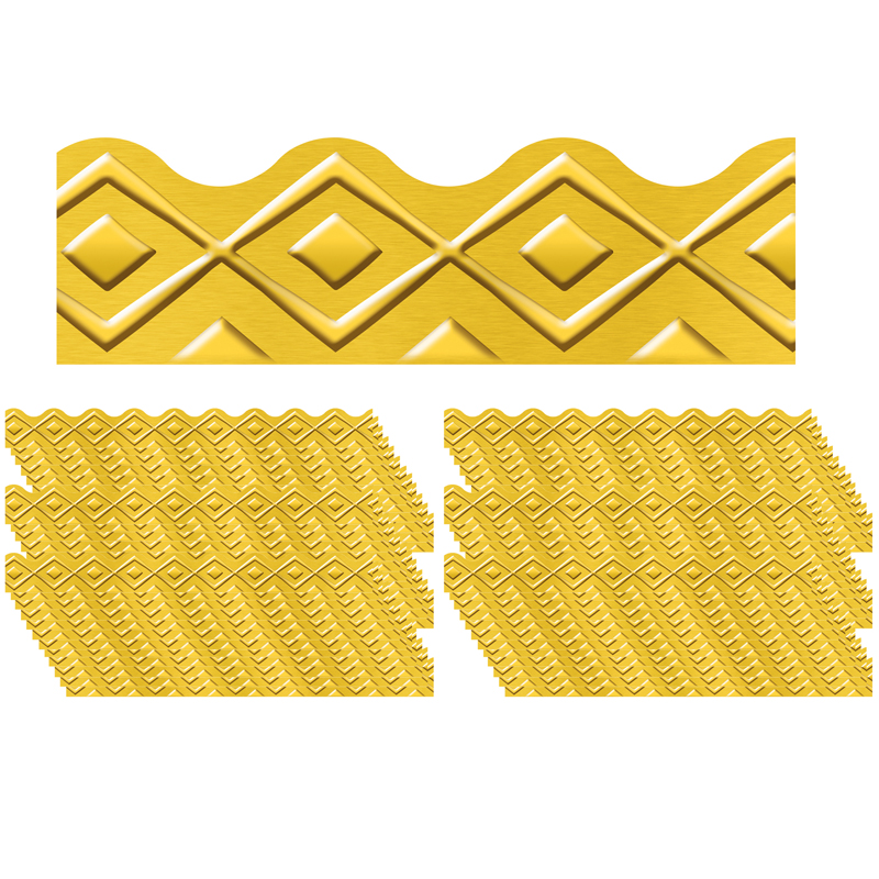 (6 Pk) Golden Lines Terrifictrimmers I Heart Metal