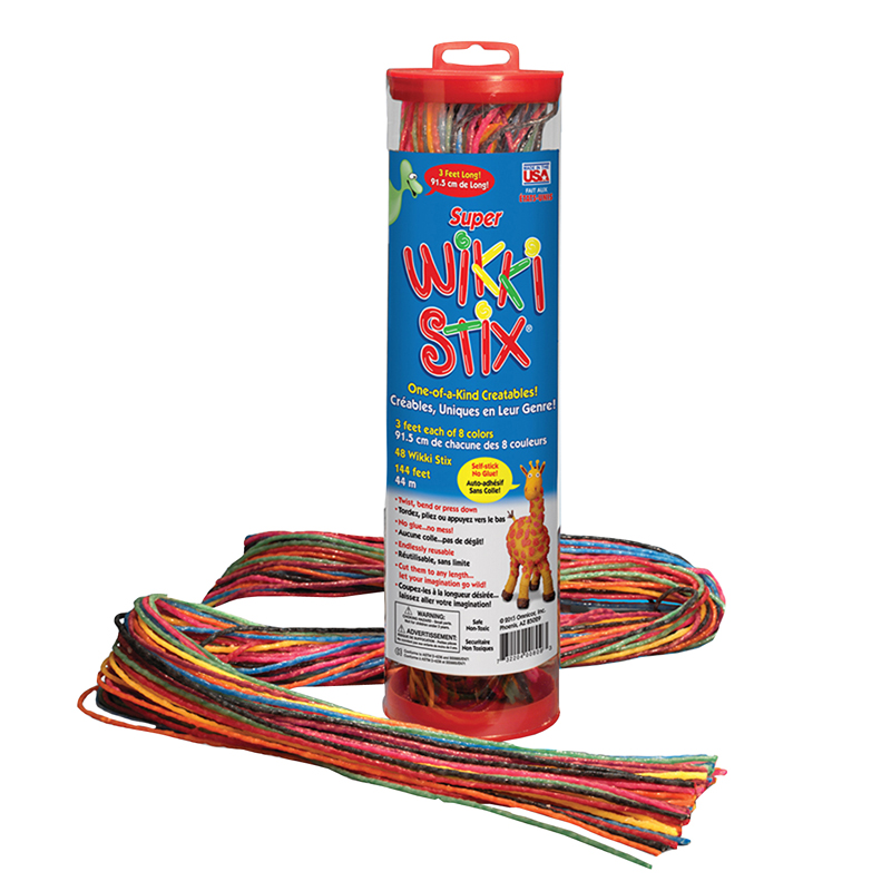 Super Wikki Stix 48ct